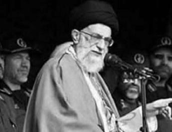 ifmat - Iranian Supreme Leader fears for his future