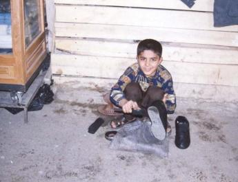 ifmat - Iranian children are the silent victims of a continuous crime