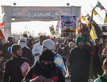 ifmat - Iranian regime turned Arbaeen into a mullahs sponsored religious ritual