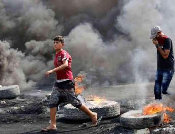 ifmat - Iranian unfluence blamed for Iraq protests