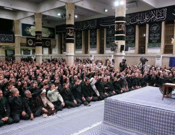 ifmat - Khamenei tells guards commanders to prepare for major events