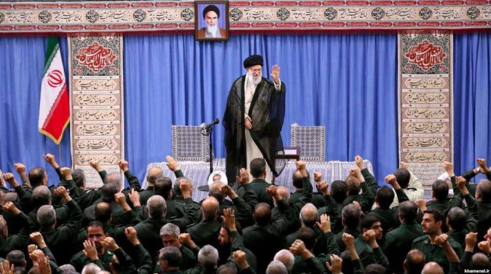 ifmat - Khamenei tells guards to extend influence in foreign and domestic spheres