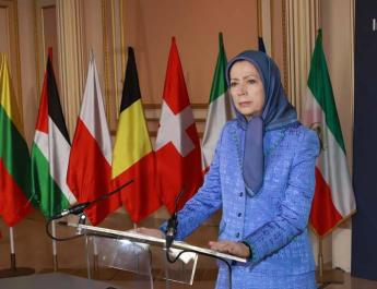 ifmat - Maryam Rajavi calls on UK to adopt the right policy on Iran