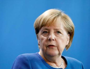 ifmat - Merkel says Iranian call to destroy Israel is not antisemitic