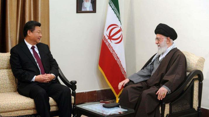 ifmat - Roadmap for a Chinese Iranian strategic partnership