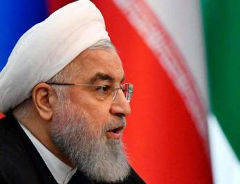 ifmat - Rouhani says Iran to continue scaling back commitments to nuclear deal