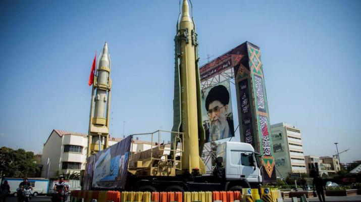 ifmat - Tehran has many missiles it could use to hit US forces and bases