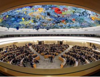 ifmat - 33 countries criticized human rights abuses in Iran