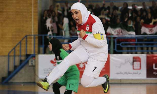 ifmat - Female footballer pays penalty in Iran