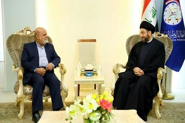 ifmat - IRGC Brigadier Iraj Masjedi suppresses popular uprising in the guise of Iranian Ambassador6