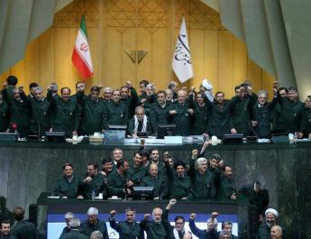 ifmat - IRGC warn of decisive action if unrest continues