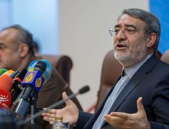 ifmat - Interior minister wanrs protesters in Iran authorities ready to use force