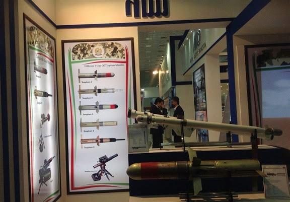 ifmat - Iran and allied Iraqi PMF at IQDEX2017