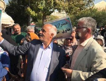 ifmat - Iran regime attacks protests of retirees and investors