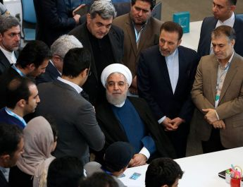 ifmat - Iran steps further from nuclear deal with move on centrifuges