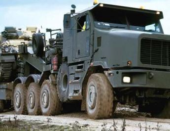 ifmat - Iranian military unveils new tank transporter