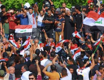 ifmat - Iraqis determined to continue their uprisings until the end