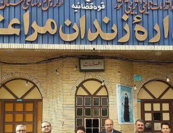 ifmat - Man hanged at Maragheh prison
