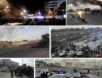 ifmat - Uprising spreads to 107 cities in Iran