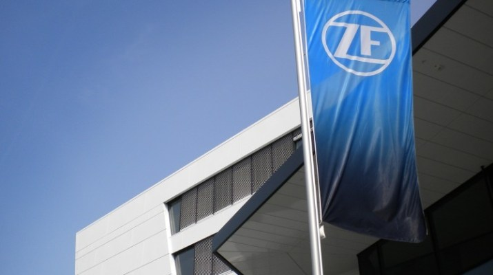ifmat - ZF Opens Subsidiary in Iran