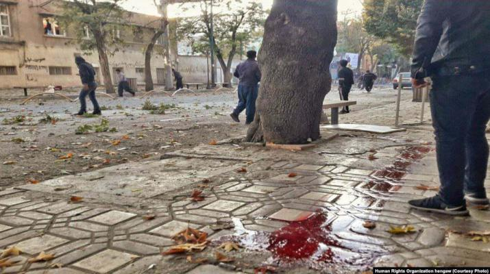 ifmat - 160 lawyers in Iran ask for investigation into protest deaths