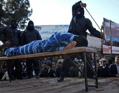 ifmat - Five citizens in Tehran were sentenced to 370 lashes