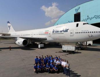 ifmat - Iran Aviation Continues to Develop Fleet