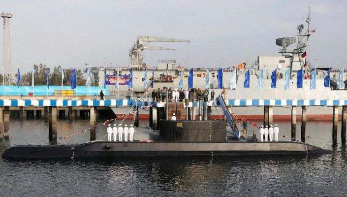 ifmat - Iran is moving ahead with its Naval modernization program
