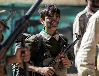 ifmat - Iran regime is training child soldiers for their terrorist activities