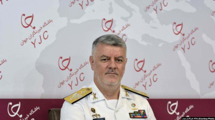ifmat - Iran says joint naval moneuvers with Russia China to start in December