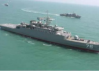 ifmat - Iran threatens to sink any ship that approaches their military drills