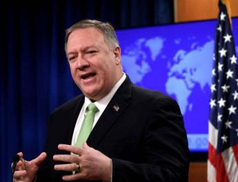 ifmat - Pompeo accues Iran of using violence