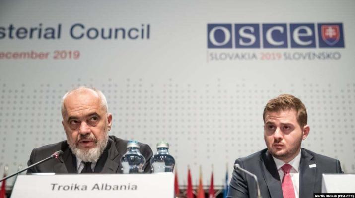 ifmat - Albania orders expulsion of two Iranian diplomats
