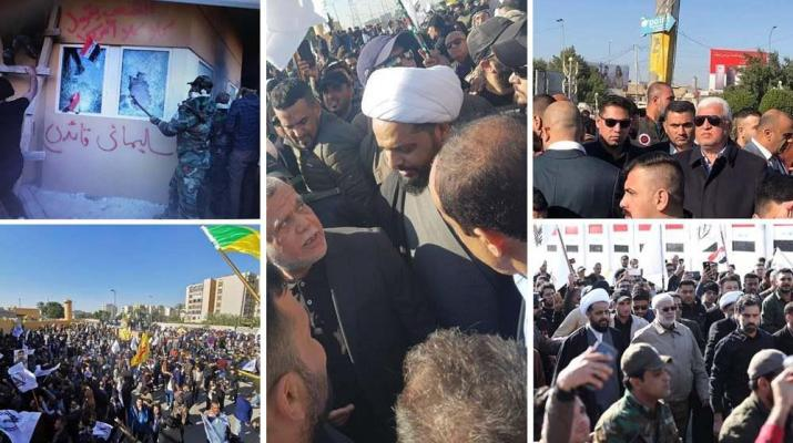 ifmat - Attack against US embassy in Iraq and Iran regime direct role