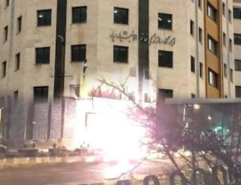 ifmat - Attack on the IRGC base shows the Iranian people hatred for the regime
