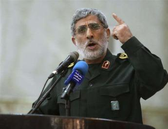 ifmat - Esmail Qaani vows manly revange for Soleimani