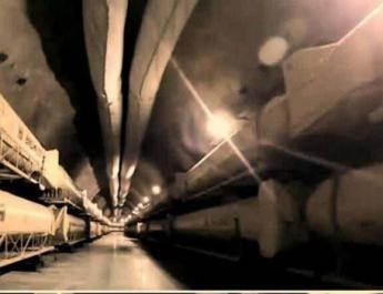 ifmat - IRGC unveils new underground missile city