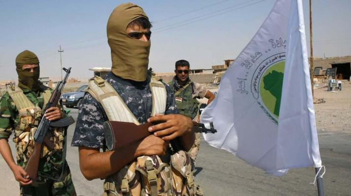 ifmat - Iran-backed militias threaten Iraqi stability