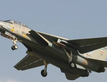ifmat - Iran deploys F 14 jets to borders after vowing to avenge Soleimani's death