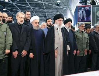 ifmat - Iran regime hopes and dreams were invested in Qassem Soleimani