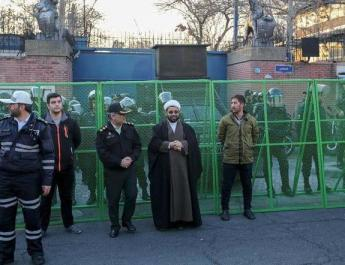 ifmat - Iranian cleric says UK ambassador better expelled than chopped into pieces