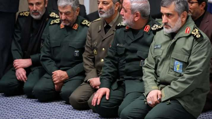 ifmat - Iranian commander bragged of unilateral authority to shoot down planes