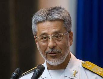 ifmat - Iranian commander says Iran is protecting security of shipping line in Indian Ocean