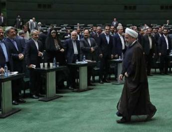 ifmat - Iranian governing structure is crippled in resolving its crises