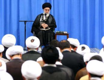 ifmat - Khamenei says the day Iran attacked US targets in Iraq was day of God
