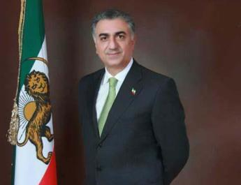ifmat - Regime is cracking from within says Reza Pahlavi