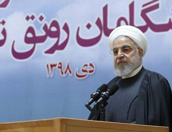 ifmat - Rouhani says Iran enriching more uranium than before nuclear deal