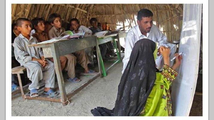 ifmat - Schools in Iran are ruined while regime rebuilding schools in Syria