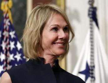 ifmat - US ambassador to UN says Soleimani killing was act of self defense