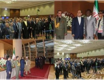 ifmat - 41st anniversary of Islamic Revolution commemorated in Algeria